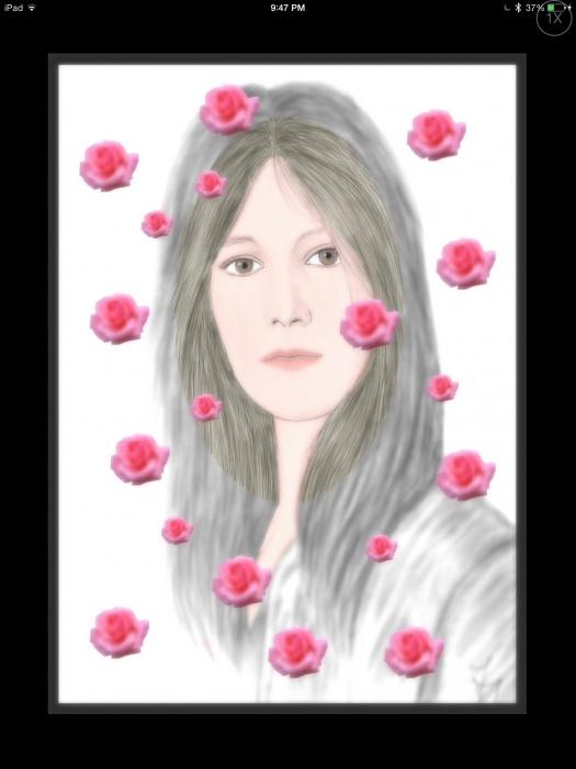 Charlotte Gainsbourg by irigoyen